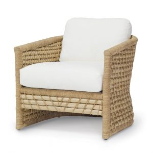 rattan dining chair fnc sear ()