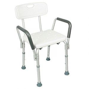 raz shower chair shower chair with back by vive best