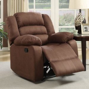 recliner chair walmart walmart recliner brown for sale x