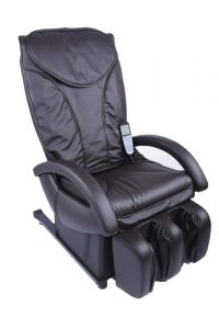 recliner massage chair ec brown