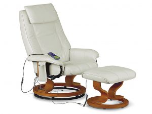 recliner massage chair hastonmassagerchairblack