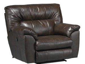 reclining accent chair nolan godiva cuddler