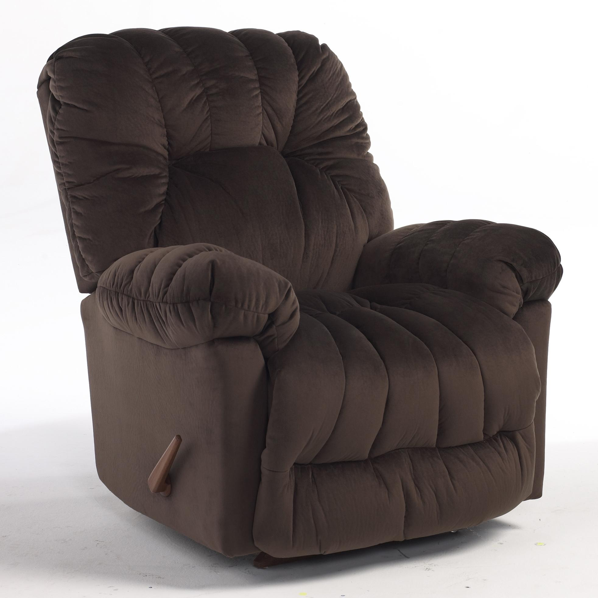 reclining accent chair
