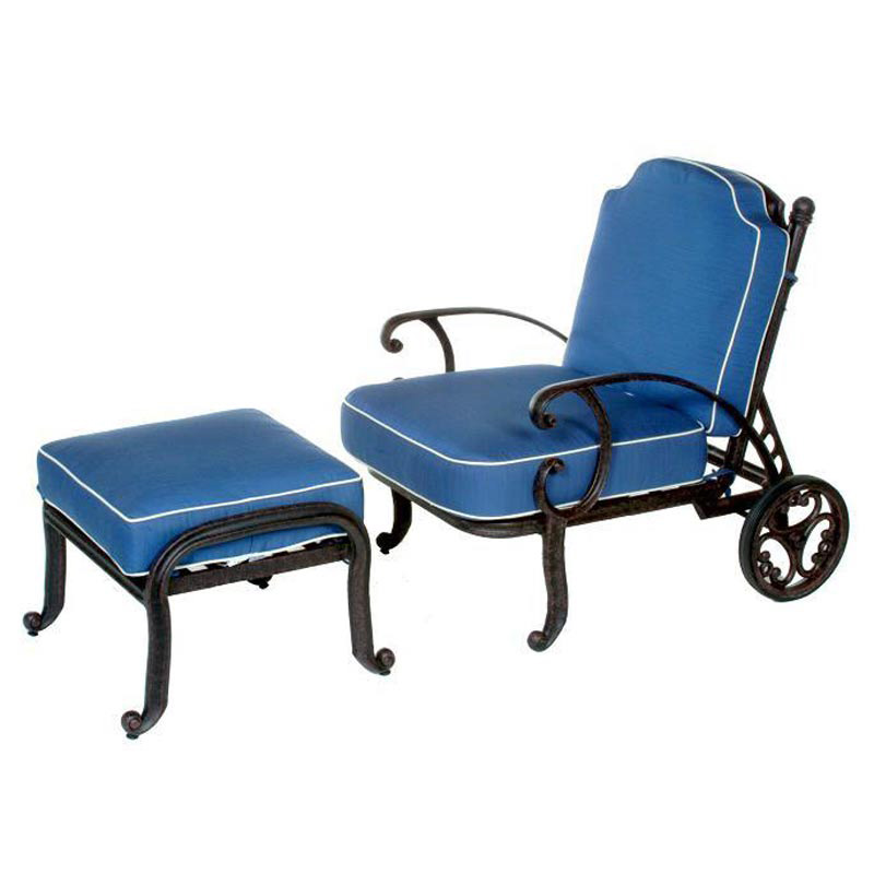 reclining patio chair