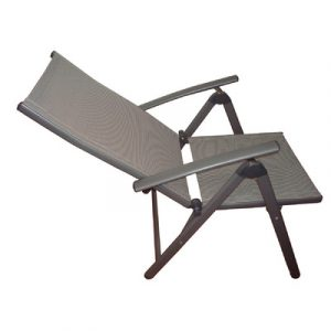 reclining patio chair wasatch imports reclining high back patio chair