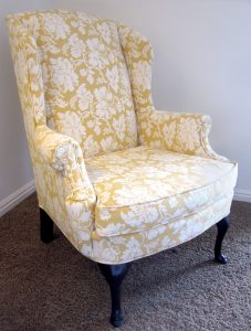 reupholster wingback chair img