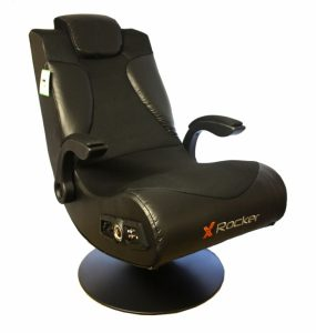 rocker gaming chair xrocker v