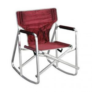 rocking camp chair i ts