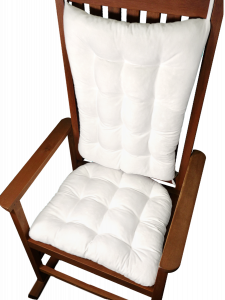 rocking chair cushion set rocker