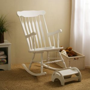 rocking chair nursery master:kd