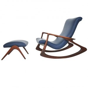 rocking chair with ottoman x