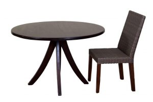 round table with chair round table with madrid chair bronze