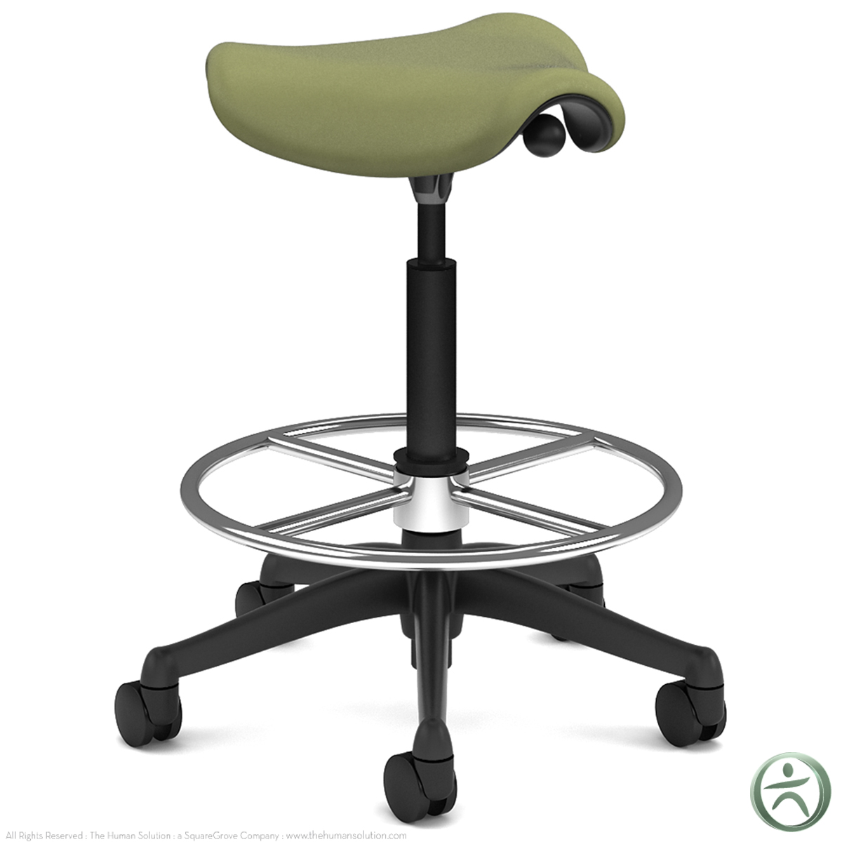 saddle ergonomic chair humanscale freedom pony saddle seat