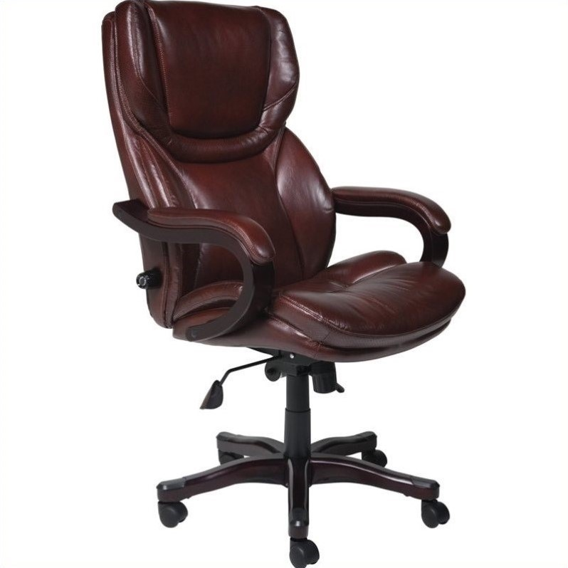 serta office chair l