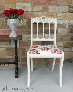 shabby chic chair img vintage shabby chic chair makeover