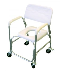 shower chair with wheels remba
