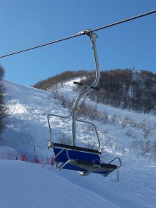ski lift chair ski lift chair