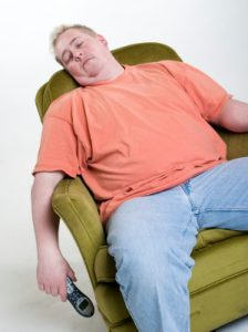 sleeping in a chair fatmansleepinginchair