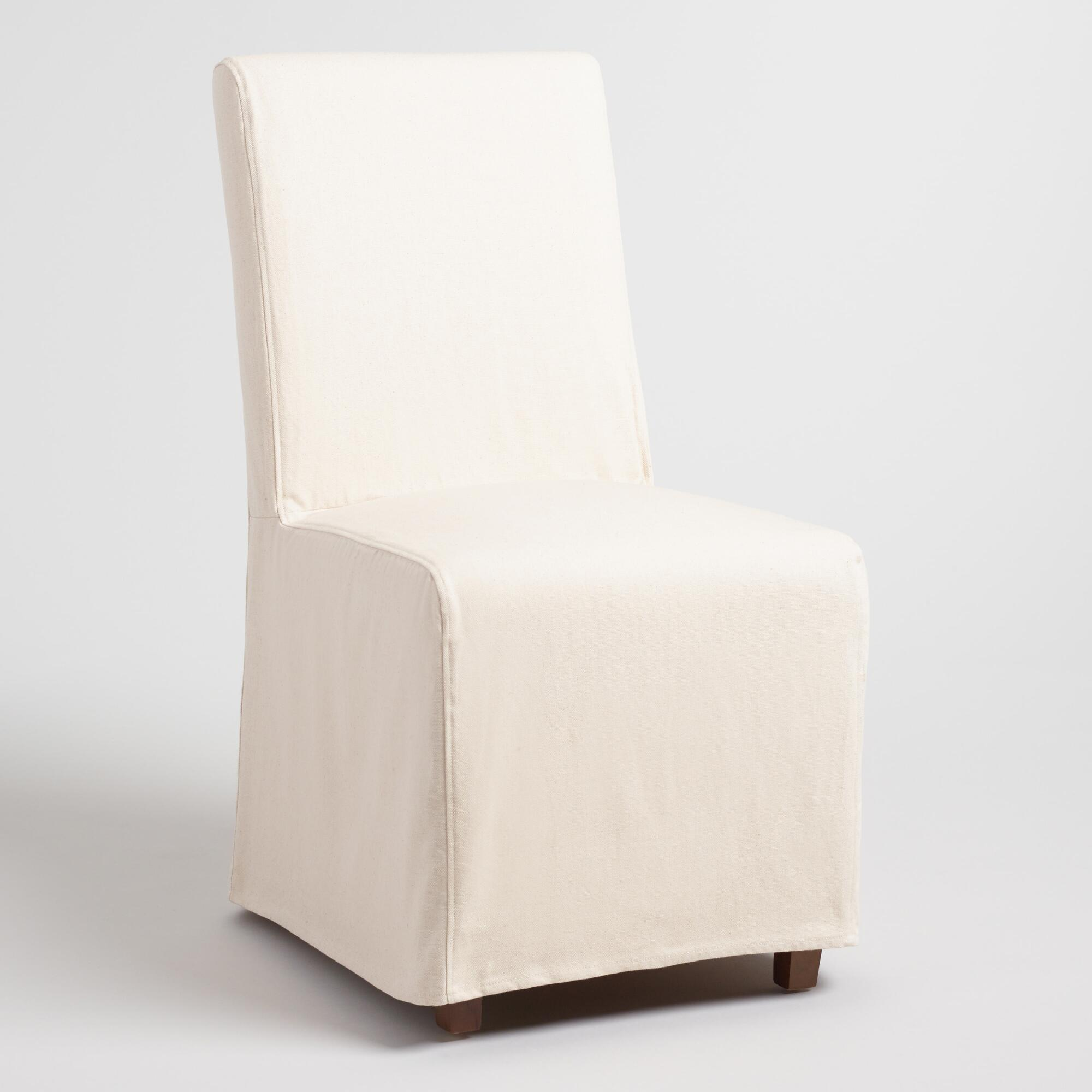 slip cover chair