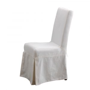 slip cover chair padmas plantation pacific beach dining chair slipcover pcbs sbw raw