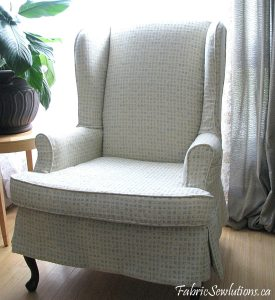 slipcover for wingback chair wingchairslipcover signature