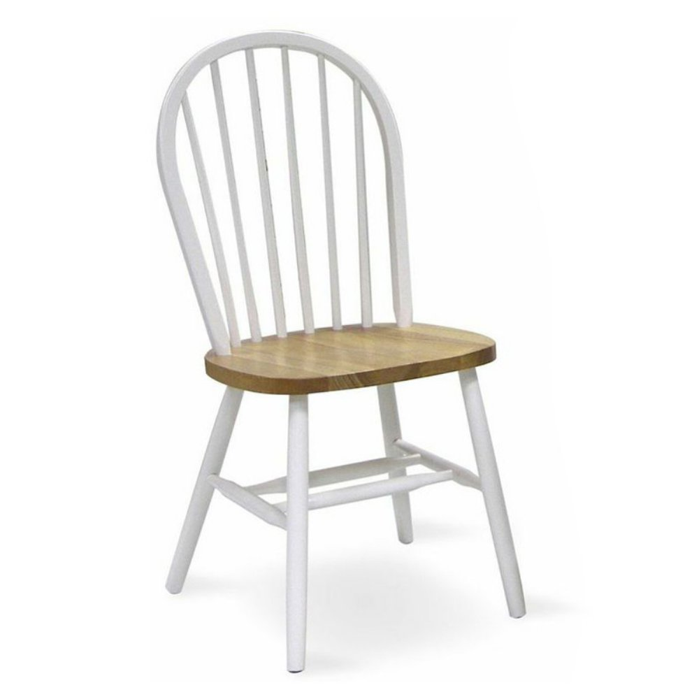 spindle backed chair options:wwi whitenatural