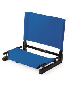 stadium chair with back fl