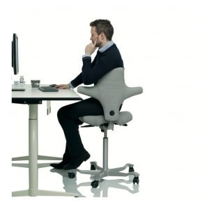 standing desk chair hag capisco ergonomic office chair fully with regard to leaning chair standing desk