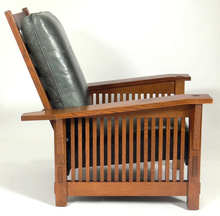 stickly morris chair missionarmchair l
