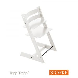 stokke tripp trapp chair stokke tripp trapp highchair white