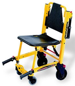 stryker stair chair full