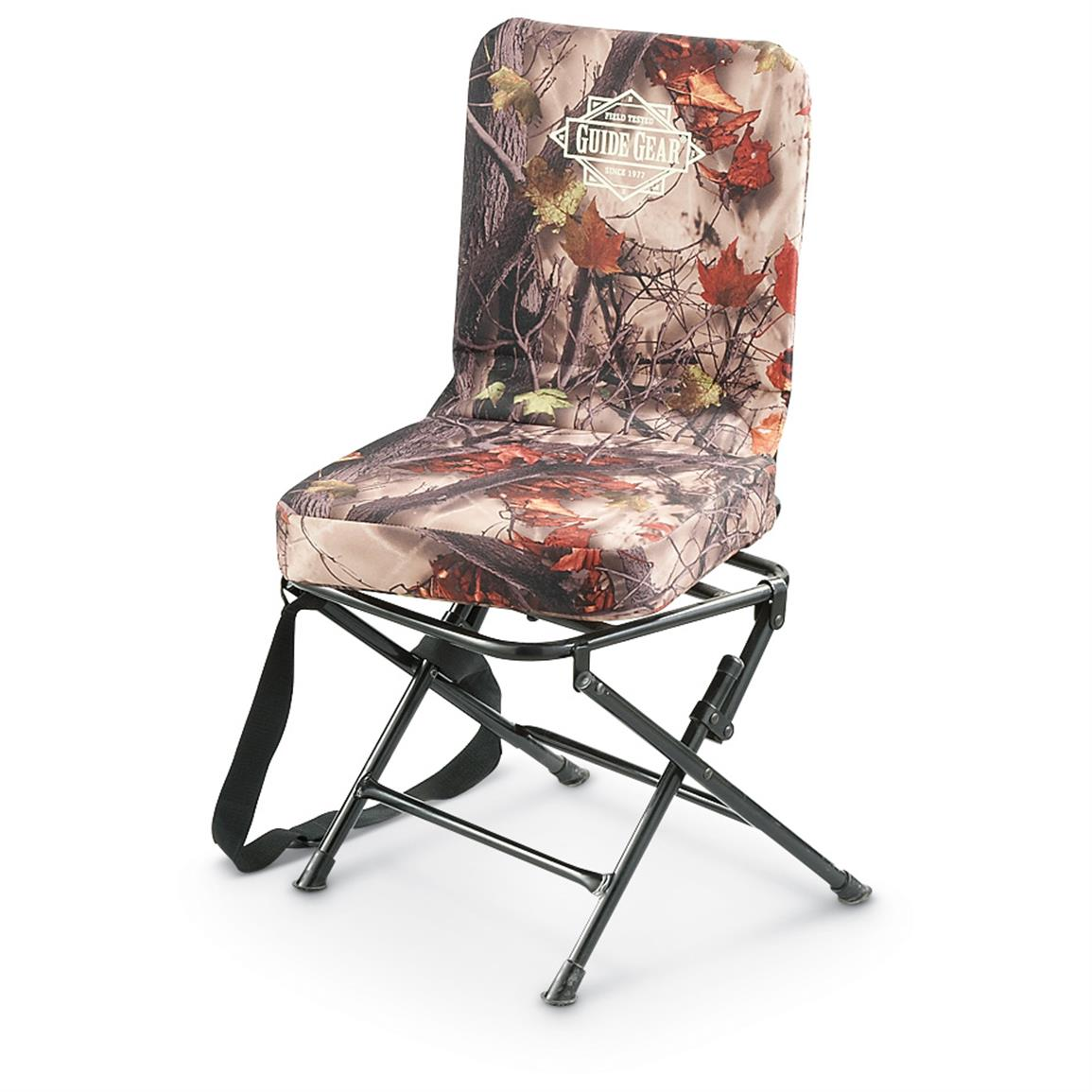 swivel hunting chair