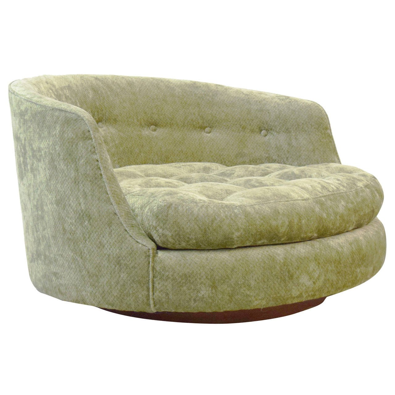 swivel lounge chair
