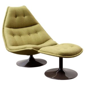 swivel lounge chair l