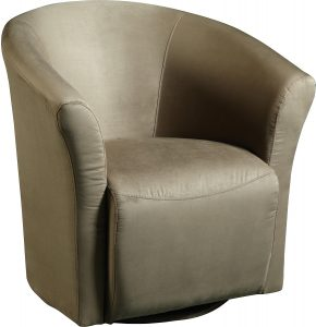 swivelling tub chair