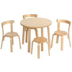 table chair set for toddlers s toddler table chair set natural