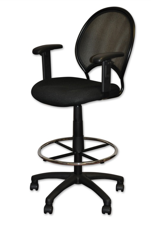 tall desk chair