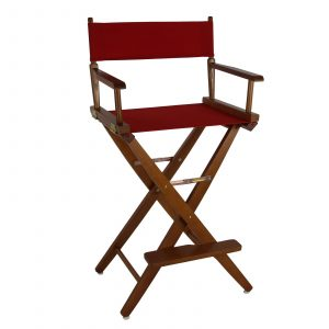 tall directors chair master:ysc