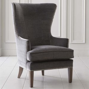 tall wingback chair a fa