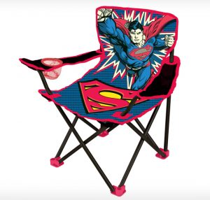 target folding chair superman kids camp chair