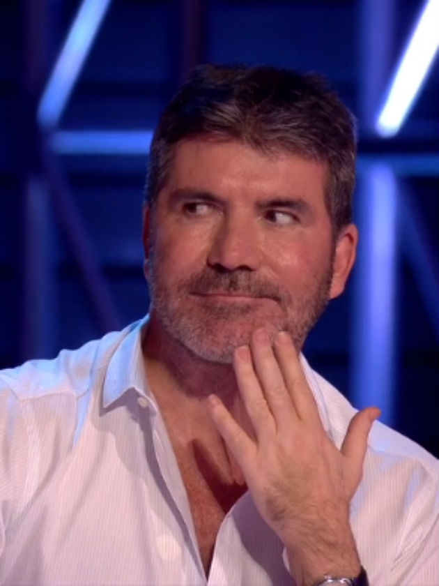 the voice chair simon cowell
