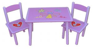 toddlers chair and table set kids purple table and chairs