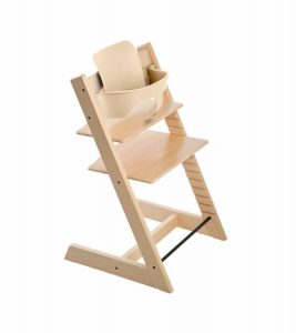 tripp trapp chair stokke tripp trapp high chair baby set natural