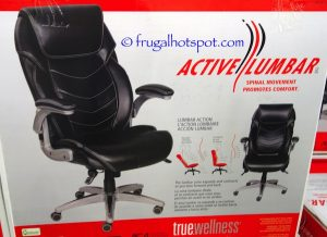 true innovations active lumbar chair truewellnessofficechair