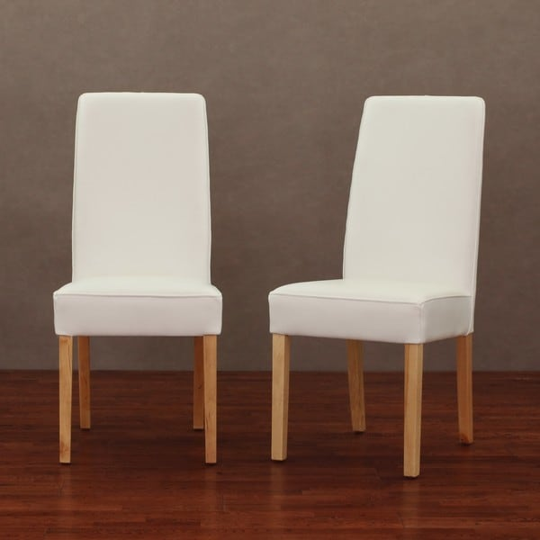 tufted dining chair set of 2