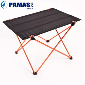 ultralight camp chair outdoor folding table casual ultra light font b portable b font table aluminum alloy folding