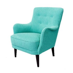 upholstered club chair xxx