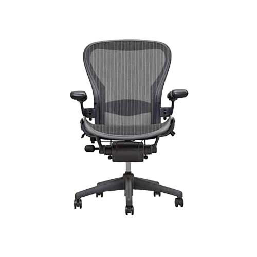 used aeron chair