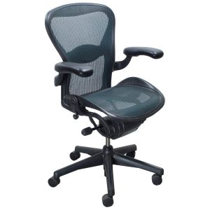 used aeron chair herman miller aeron tourmaline
