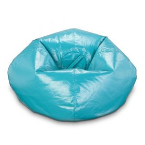 vinyl beanbag chair p